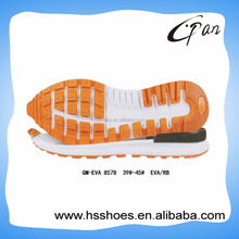 Hot sale rubber outsole for sports shoe