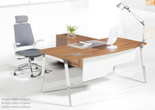 office desk legs metal execut tabl folding floor table SY-A116