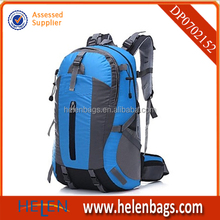 High quality custom waterproof hiking backpack