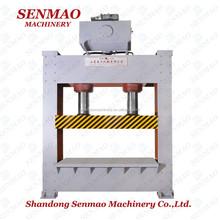 400 toneladas 4x8ft contrachapado máquina de prensado en frío madera / carpintería / hidráulica de prensado en frío