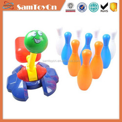 2015 HOT SALE kids bowling ball plastic toys for kids
