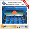 roof or wall cladding system Use Machine,glazed tile profile roll forming machine
