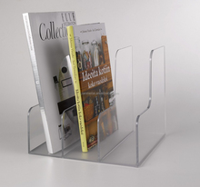 JML high quality magazine and book holder can be customized