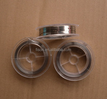 0.25mm High Quality OCr25Al15 D Resistance heating wire for e cig