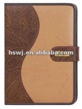 QBF-25-4Best sale elegant design office&school PU&PVC leather hard&soft cover notebook