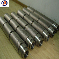 High Quality manufacturer Metal Tube Bellow Assembly