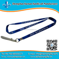custom textile lanyards screen printing strap company china promotional christmas item best selling no min order