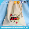 wholesale custom house pouch small cotton drawstring bags