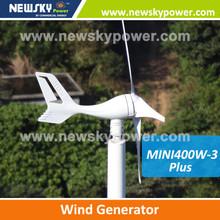 Generador de energía libre para uso en el hogar de turbina de viento- generadores