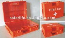 ABS Caja de Primeros Auxilios en Caso de Emergencia con Escuadras Contenedoras