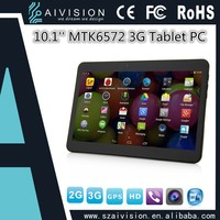 10inch Mtk6572 3g Android Tablet/dual Core/gps/bluetooth/free Game Download