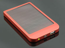 battery charger solar brand rohs power bank solar cell phone charger