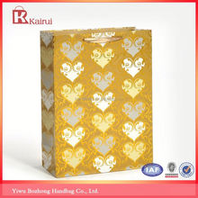 The best choice factory supply fashionable birthday paper bag