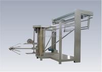 Designer useful vertical slitting rewinder machine