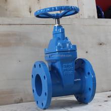Gray cast iron chain wheel gate valve