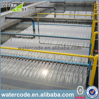 mini waste water treatment plant equipment in industrial waste water