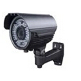 2.0MP Bullet Cctv IP Camera 1080P ROHS Approved