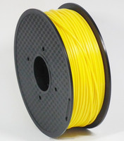 3D printer filament directly factory Big spool abs 1.75mm filament dark yellow 1kg