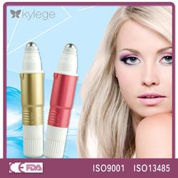 EMS Rollerball anti-wrinkle eye massager / eye wrinkle remover / Anti-wrinkle beauty device