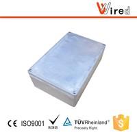 IP 66 Aluminum metal PC/ABS enclosure junction box