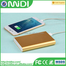 new products portable power bank 10000mah for xiaomi mobile battery charge made in china