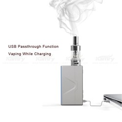 Electronic cigarette tobacco industry