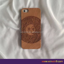 hot sale wood cell phone case phone,for 5.5 inch wood mobile phone case, for iphone case natural wood plastic