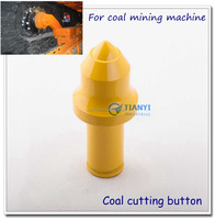coal mining machine part -cemented carbide coal mining pick