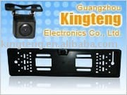 Car Frame License Plate Camera For Europe Cars