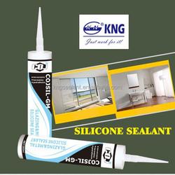 COJSIL-GM metal roof silicone grey adhesive metals sealant