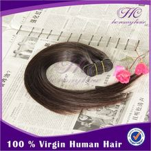 Environmental friendly remy human hair pieces bangs