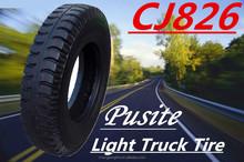 China best quality light trucks tire