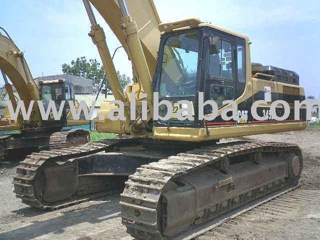 2003 gato 345BL excavadora número de serie : AKX00337