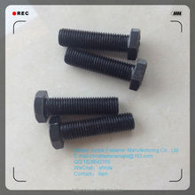 bolt and nut high tension hex bolts