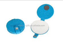 blue color wholesale little mirrors for handbags