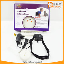 waterproof rechargeable pet training wireless dog fence puppy wireless dog fence TZ-PET007 dog traing system