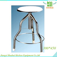Cheapest price for doctor stool stainless steel stool