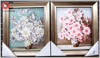 Beautiful Flower Oil Painting Modern Art Canvas Painting