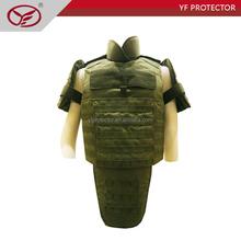 De todo el cuerpo a prueba de balas de la chaqueta / a prueba de balas chaleco táctico / armadura