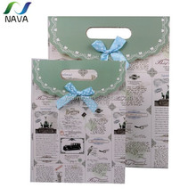 Hot sell from Chinese gold supplier NAVA brand OEM support paper bag gift