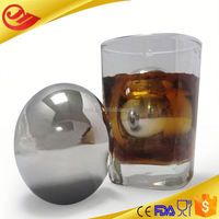 broad ukraine stainless steel horse shape ice cube