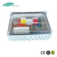 Factory direct sale Solar System PV Array Junction Box 32Ways