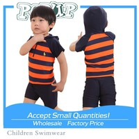 Fashion New Baby Boy Tankini Bathing Suits Boy's Swimming Suit and Trunks and Trunks Sports Wear