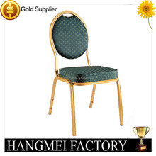 Supplier Promotion hot sale steel round back banquet chair for catering