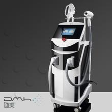 E-light & laser acne treat beauty equipment, skin care & hair removal