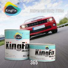 Factory manufacture BPO system easy spreading car paint poly putty