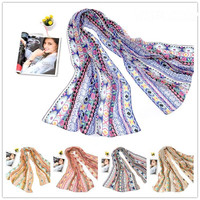 Fashion Chiffon Silk Feeling Shawl Scarf Can Wear As A Hijab Stock Many Colors Wholesale Price