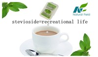 White powder of stevia rebaudioside a 98% With 12 years experience