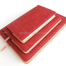 high quality blank cover journal for different size