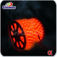 SAA 2 wire LED rope light christmas fireworks light for commercial decorations